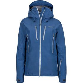 Marmot W's Alpinist Jacket Sailor